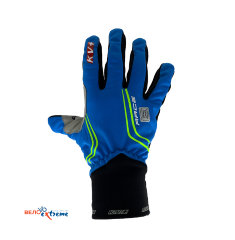Перчатки KV+ RACE cross country gloves royal\black 8G08.2